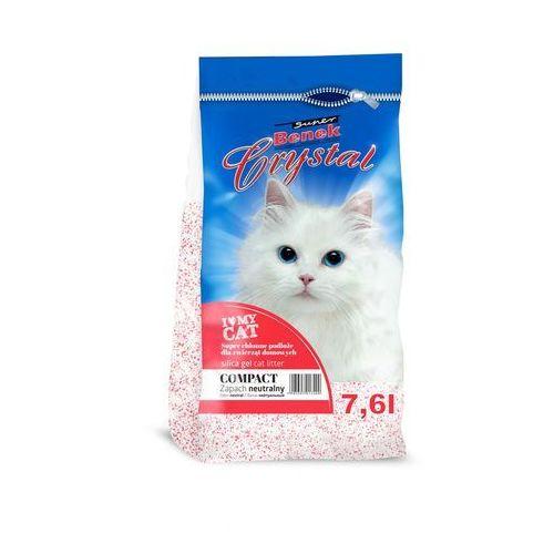 super benek crystal ''gwiezdny pył'' truskawka - żwirek dla kota niezbrylający 7,6l marki Certech