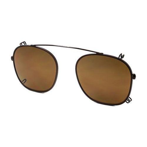 Okulary słoneczne po3007c clip on only polarized 962/83 marki Persol