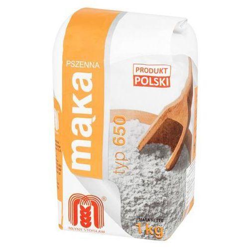 Młyny stoisław Mąka pszenna typ 650 1 kg.