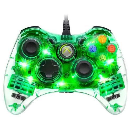 Kontroler PDP Afterglow Xbox 360 z kategorii Gamepady