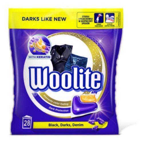 Kapsułki do prania Woolite Black Darks Denim 616 g (28 sztuk), ROL020516
