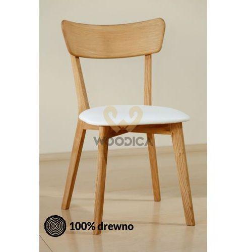 Woodica Krzesło dębowe 01b