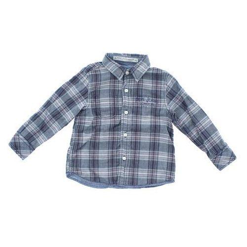 koszula dziecięca szary 24 miesięcy marki Pepe jeans