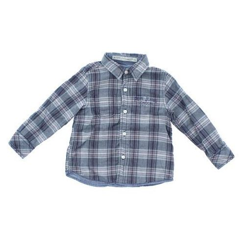 Pepe jeans  koszula dziecięca szary 2 years old