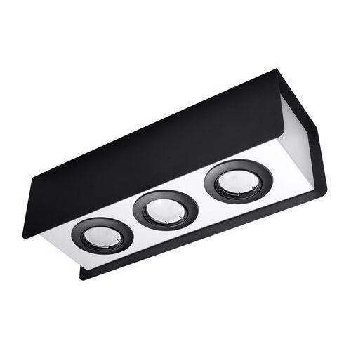 Oświetlenie punktowe STEREO 3 3xGU10/40W/230V