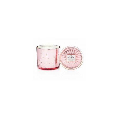 VOLUSPA świeca PROSECCO ROSE 1020G GRANDE - wosk kokosowy, trzy knoty (5900000050133)