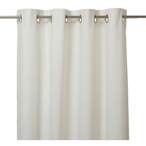 Zasłona hiva 140 x 260 cm biała marki Goodhome