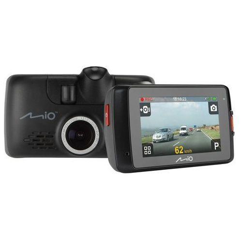 Mio MiVue 638 Touch, złącza: mini USB