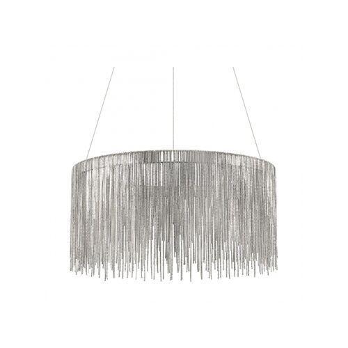 Lampa wisząca VERSUS SP168 ROUND, kolor Srebrny