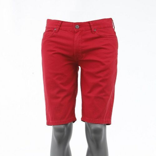 Fallen Szorty - winslow color twill washed red (ward)