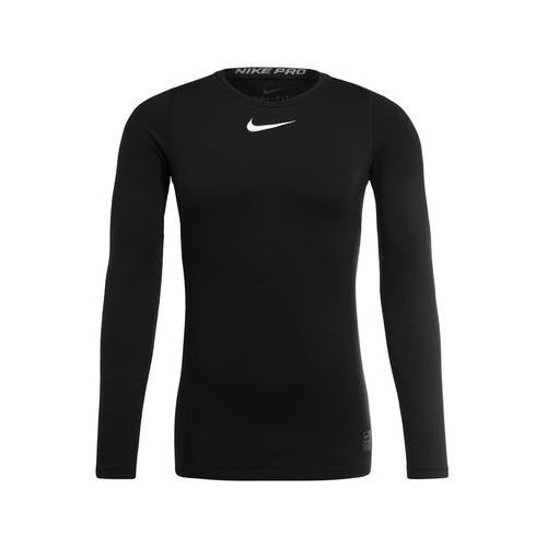 Nike Performance PRO WARM COMPRESSION Podkoszulki black/cool grey/white, kolor czarny
