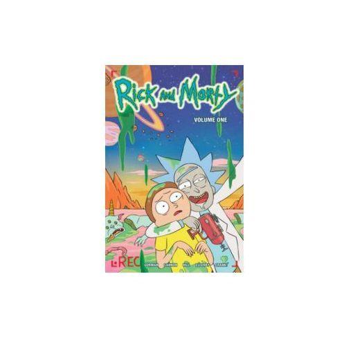 Rick and Morty V1 (9781620102817)