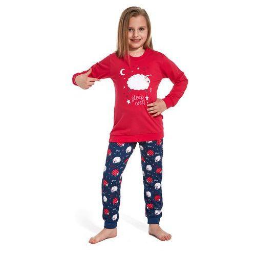 Piżama Cornette Young Girl 978/85 Sleep Well dł/r N 134-140, różowy, Cornette