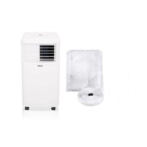 Klimatyzator przenośny Vaco VAC07W - chłodzi - wydajność do 20 m2 - dodatkowy rabat + USZCZELKA + GWARANCJA NAJNIŻSZEJ CENY, VAC07W