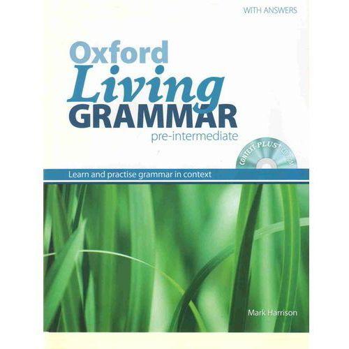 Oxford Living Grammar Pre-Intermediate. Podręcznik + CD (opr. broszurowa)