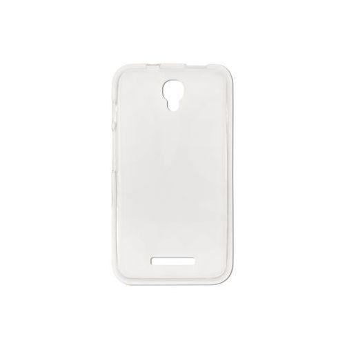 Etuo flexmat case Alcatel one touch pixi first - etui na telefon - biały