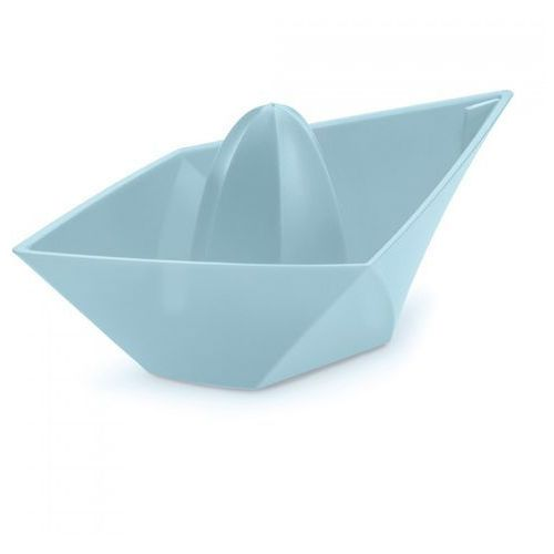 Wyciskacz do cytrusów 22,5x13,6cm ahoi xl pastelowy błękit marki Koziol