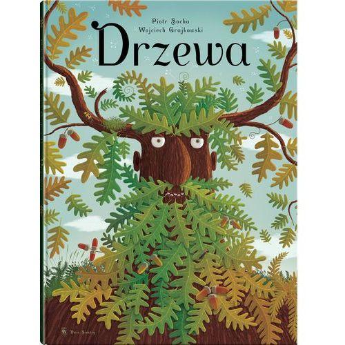 """Książka """"Drzewa"""" wydawnictwo Dwie Siostry 9788365341648"""