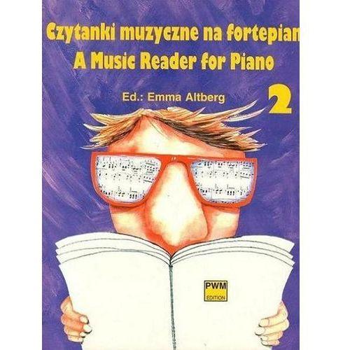 altberg emma - czytanki muzyczne na fortepian, z. 2 marki Pwm