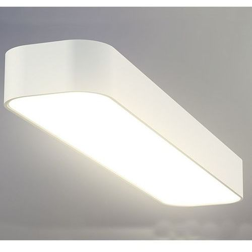 Lampa sufitowa altair anodowane aluminium 24,8w led, 10172.07.ag marki Bpm lighting