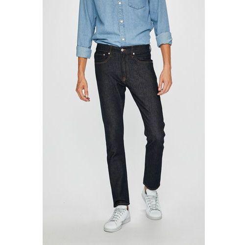 - jeansy marki Calvin klein jeans