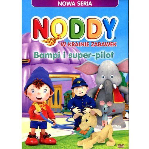 Cass film Noddy w krainie zabawek bampi i super pilot (5905116009228)