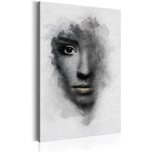 Artgeist Obraz - szary portret