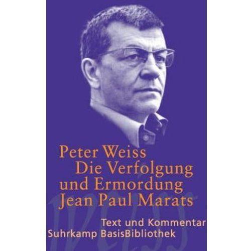 Die Verfolgung und Ermordung des Jean Paul Marats