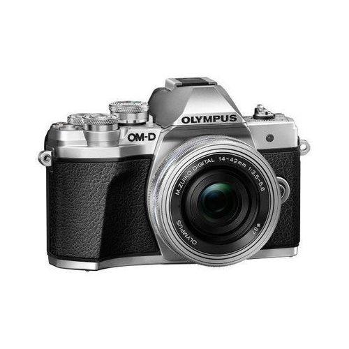 Olympus om-d e-m10 mark iii 14-42mm 1:3.5-5.6 ez pancake cashback 350zł + rejestrator ls-p4 za 50% ceny