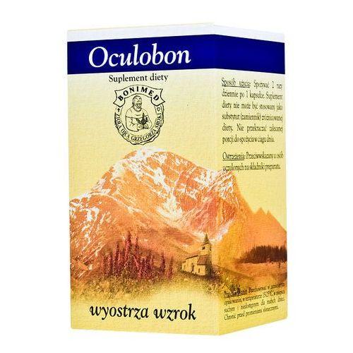 OCULOBON 30 kapsułek - kapsułki na wzmocnienie wzroku i słuchu