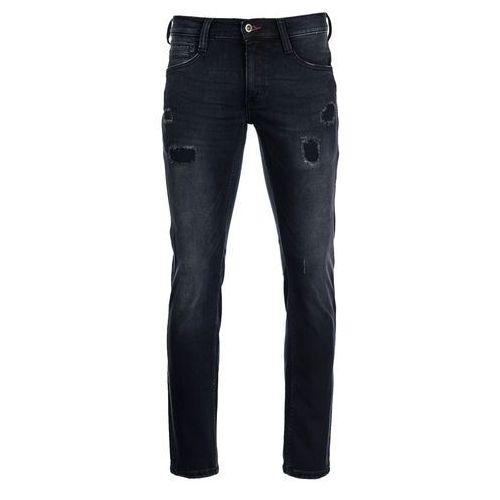jeansy męskie oregon 32/34 ciemnoniebieski marki Mustang