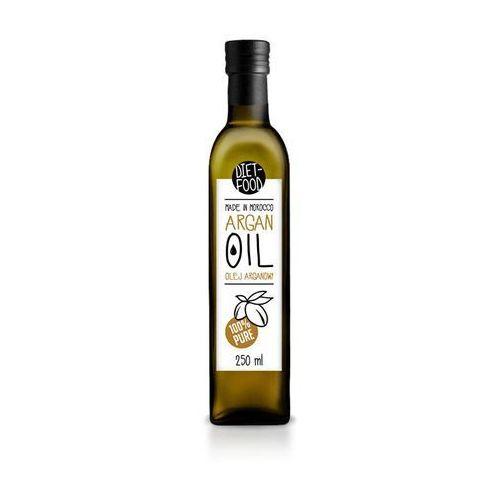 Olej Arganowy Spożywczy 250ml - DIET-FOOD - EKO