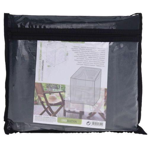 Pokrowiec na krzesła ogrodowe, prostokątny - 68 x 68 x 105 cm marki Progarden