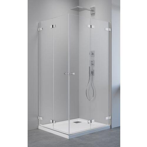 Radaway Arta KDD B drzwi prysznicowe 90 cm lewe do kabiny narożnej dwudrzwiowej 386161-03-01L, 386161-03-01L/386162-03-01R
