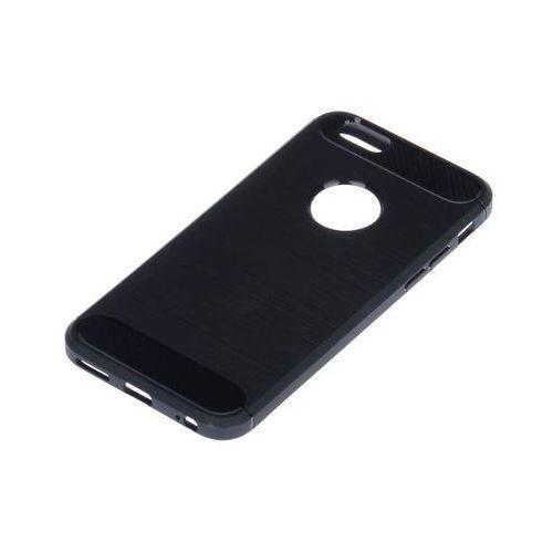 Obudowa WG Carbon Apple iPhone 6 Czarny, kolor czarny