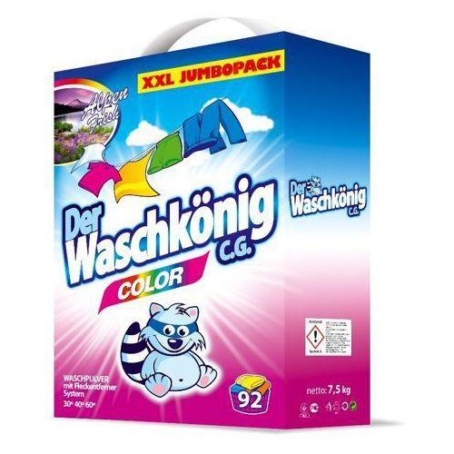 Waschkonig Color Proszek Do Prania 7,5 kg 92 prania, kup u jednego z partnerów
