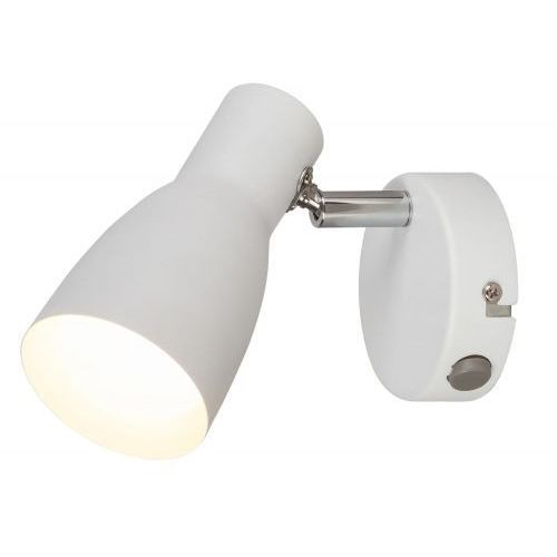 Kinkiet lampa ścienna spot ebony 1x20w e27 biały 6025 marki Rabalux