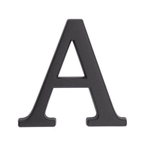 Stahl Litera a wys. 10.5 cm aluminiowa grafitowa