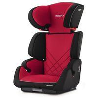 Recaro fotelik samochodowy milano racing red (4031953070648)