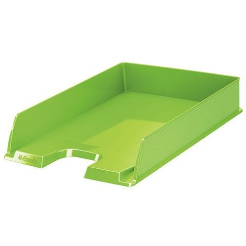 Półka na dokumenty vivida zielona marki Esselte