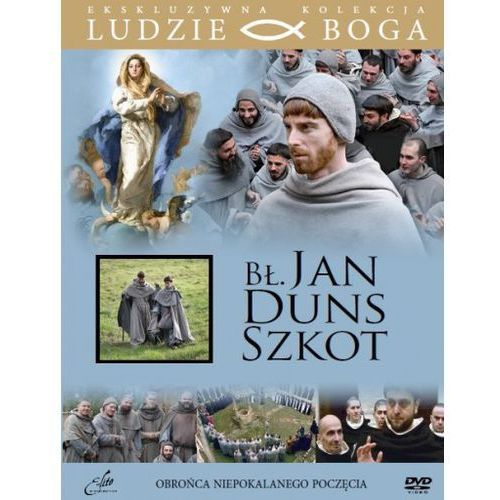 Praca zbiorowa Bł. jan duns szkot.obrońca niepokalanego poczęcia + film dvd