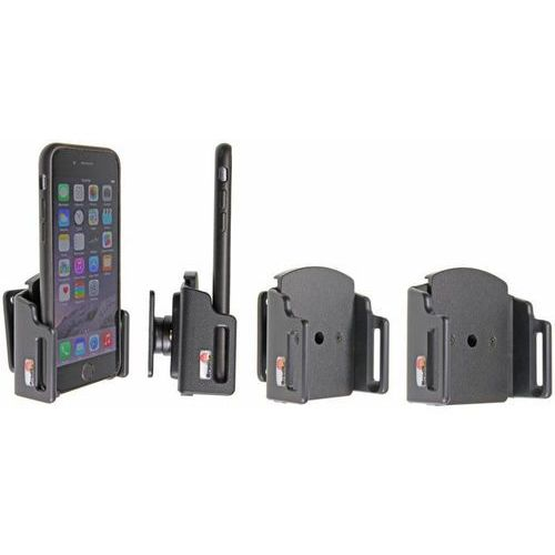 Uchwyt regulowany do Apple iPhone Xr w futerale lub obudowie o wymiarach: 62-77 mm (szer.), 2-10 mm (grubość)