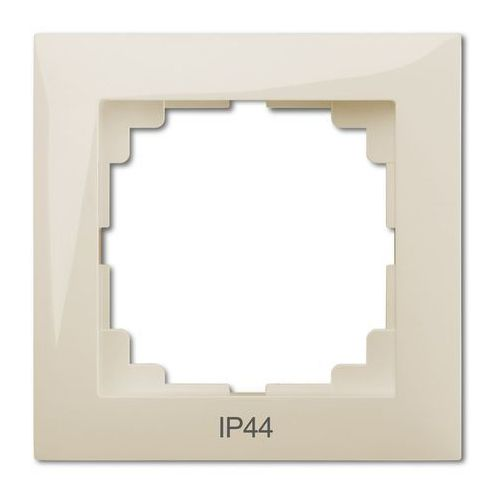 Elektro-plast nasielsk Sentia ramka 1x ip44 1471-41