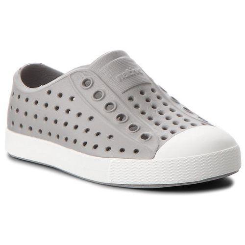 Trampki NATIVE - Jefferson 13100100-1501 Pigeon Grey/Shell White