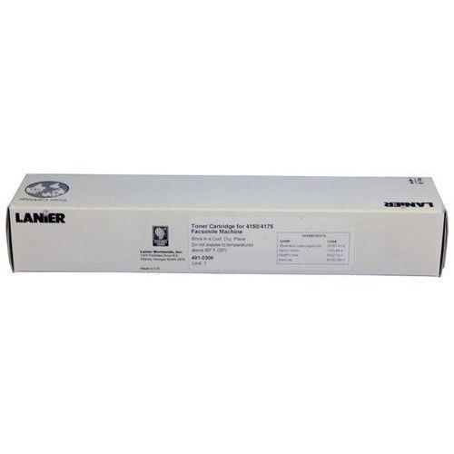 Wyprzedaż Oryginał Toner Lanier 491-0306, do Lanier Lanierfax LF4150 LF4175, 1900 stron, czarny black