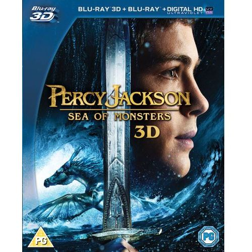Percy jackson: sea of monsters 3d (includes 2d version and ultraviolet copy) od producenta 20th century fox