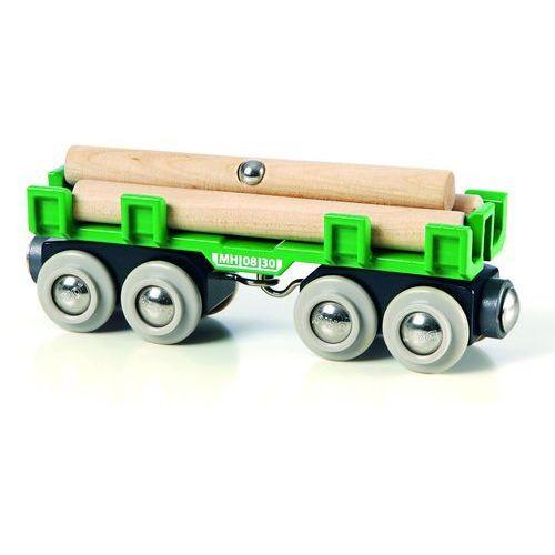 Brio  wagon kontenerowy do dźwigów 33696, kategoria: kolejki i tory dla dzieci