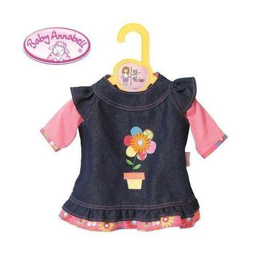 Baby Born Doolly Moda Sukienka Jeans Lalka 38-46 - HITY WiecejZabawek.pl. Szybka wysyłka - 100% Zadowolenia. Sprawdź już dziś! (4001167870006)