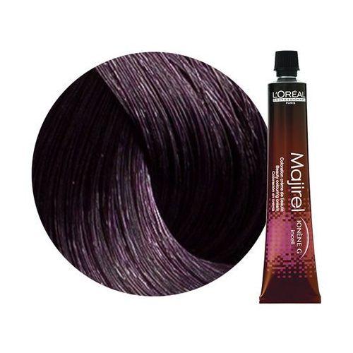 Loreal  majirel | trwała farba do włosów - kolor 3.20 ciemny brąz opalizujący intensywny - 50ml (3474630327719)