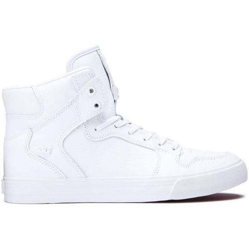 Supra Buty - vaider white-white (101)
